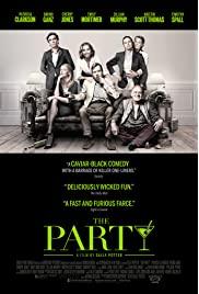 The Party (2017) film en francais gratuit