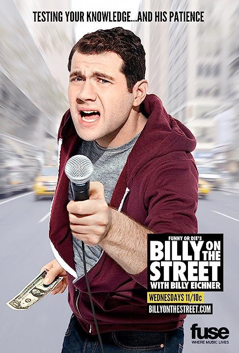 Billy on the Street – Season 1