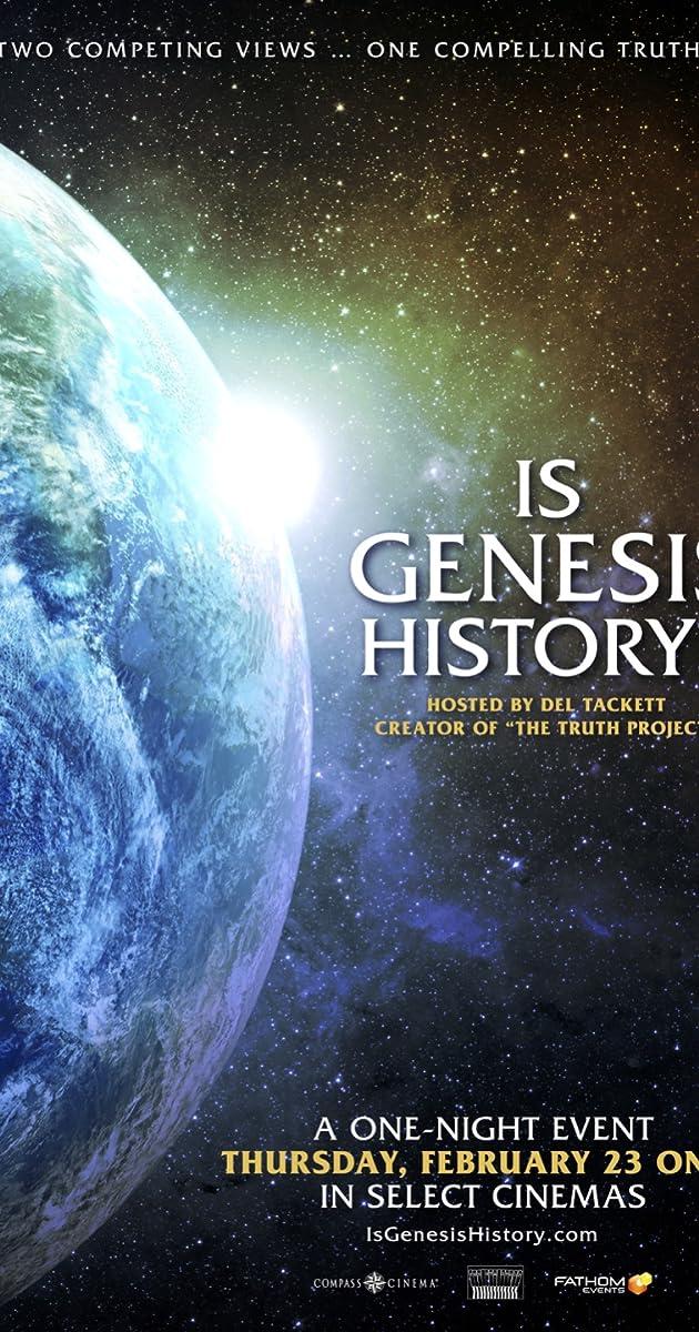 Subtitle of Is Genesis History?