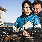 Noomi Rapace and Michael Nyqvist in Män som hatar kvinnor (2009)