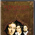 Jane Seymour, Michael Sarrazin, and Leonard Whiting in Frankenstein: The True Story (1973)