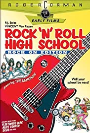 Back to School: A Retrospective - 'Rock 'N' Roll High School' Rock on Edition DVD Poster