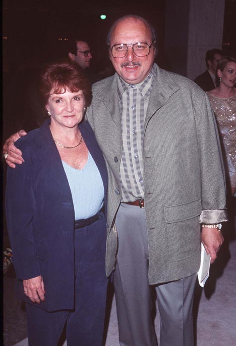 Dennis Franz at an event for That Old Feeling (1997)