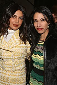 Priyanka Chopra and Huma Abedin