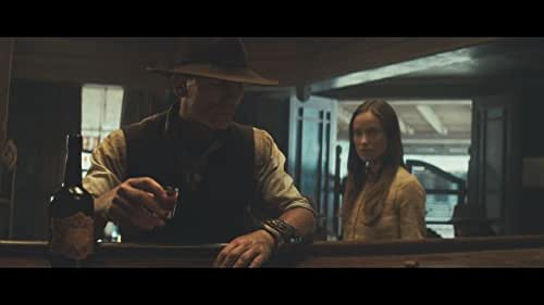 Cowboys and Aliens: Trailer #1
