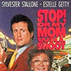 Sylvester Stallone and Estelle Getty in Stop! Or My Mom Will Shoot (1992)