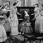 June Allyson, Elizabeth Taylor, Mary Astor,Margaret O'Brien, Janet Leigh, Lucile Watson