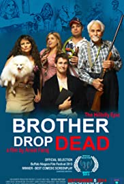 Brother Drop Dead Poster
