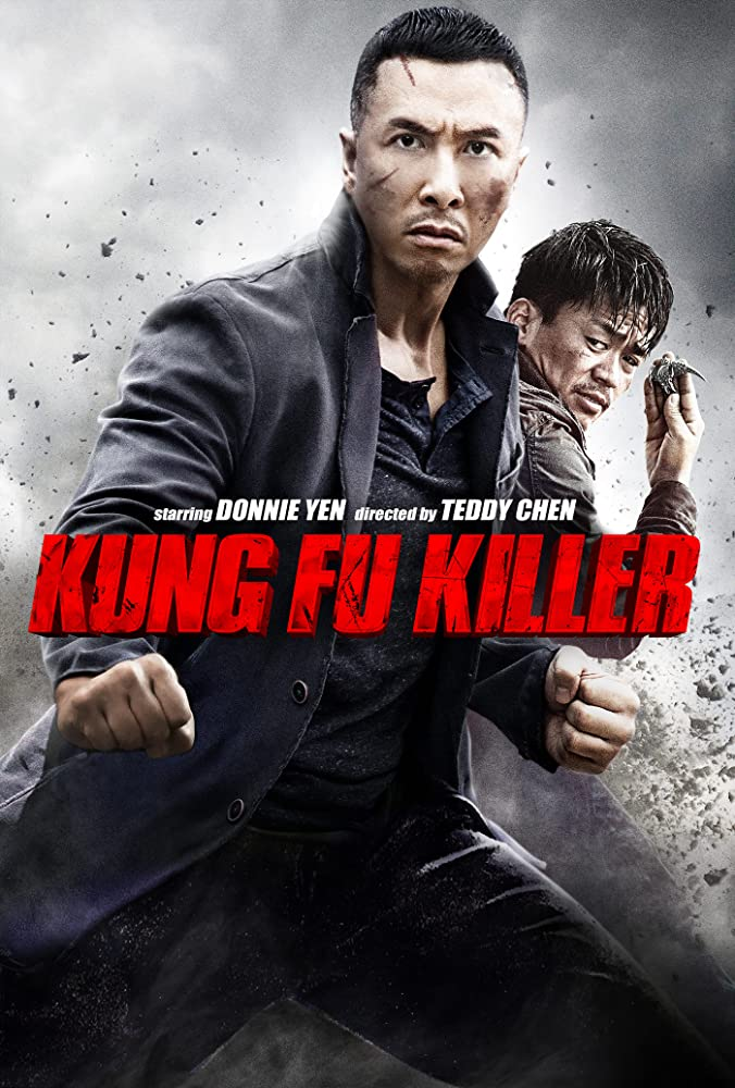 Kung Fu Jungle 2014 Hindi Dual Audio 720p BluRay