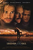 Legends of the Fall (1994) Poster