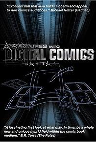 Primary photo for Adventures Into Digital Comics