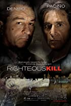 Righteous Kill (2008) Poster