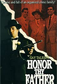 Honor Thy Father (1973) Poster - Movie Forum, Cast, Reviews