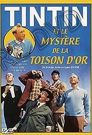 Tintin et le mystère de la Toison d'Or(1961) Poster - Movie Forum, Cast, Reviews