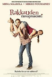 Rakkauden rasvaprosentti Poster