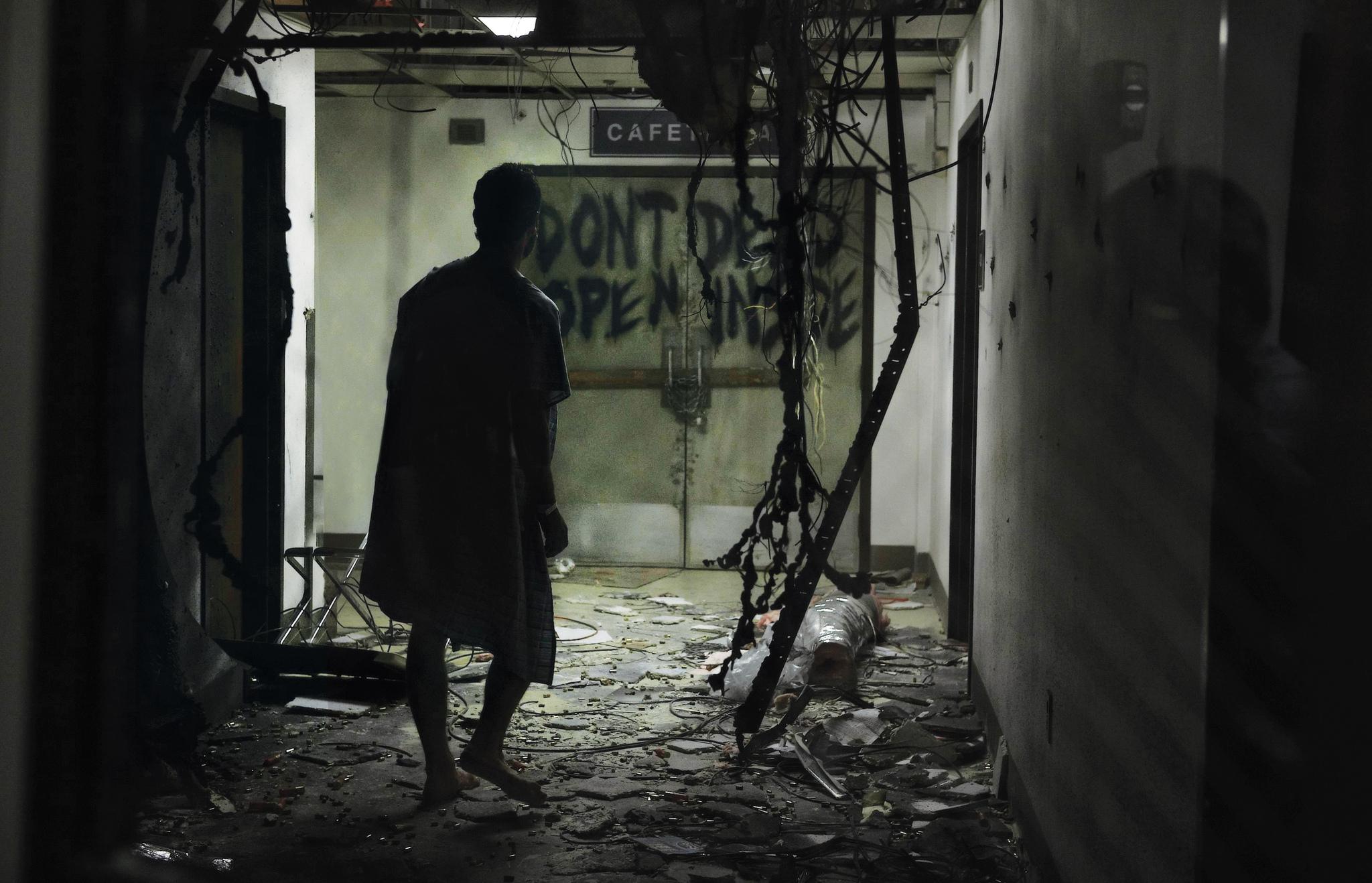 The Walking Dead 1×01 – Días que han volado
