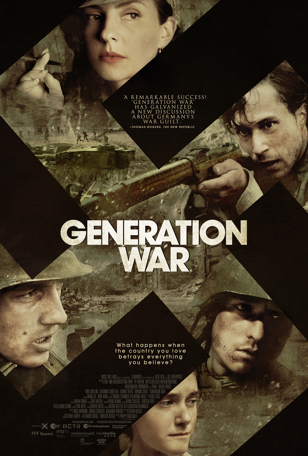 Generation War (TV Mini-Series 2013) - IMDb