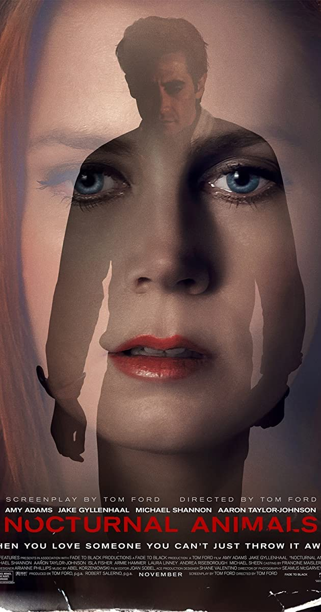 Watch Full HD Movie Nocturnal Animals (2016)