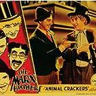 Groucho Marx, Chico Marx, Harpo Marx, and Zeppo Marx in Animal Crackers (1930)