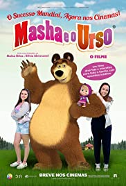Masha e o Urso Poster