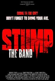 Stump the Band Poster