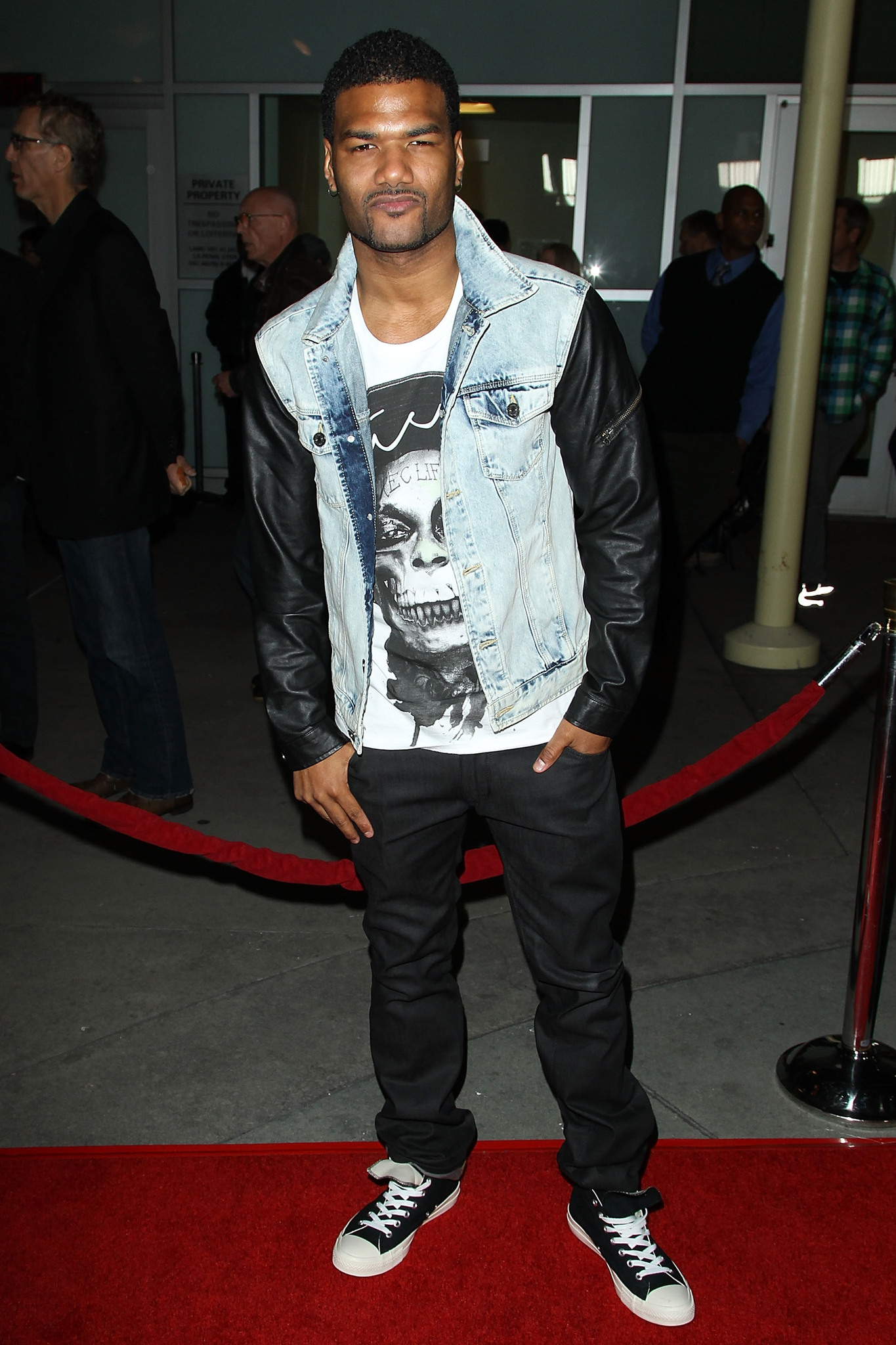 Damien Dante Wayans at an event for A Haunted House (2013)