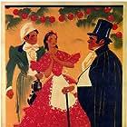 Edmund Gwenn, Esmond Knight, and Jessie Matthews in Waltzes from Vienna (1934)
