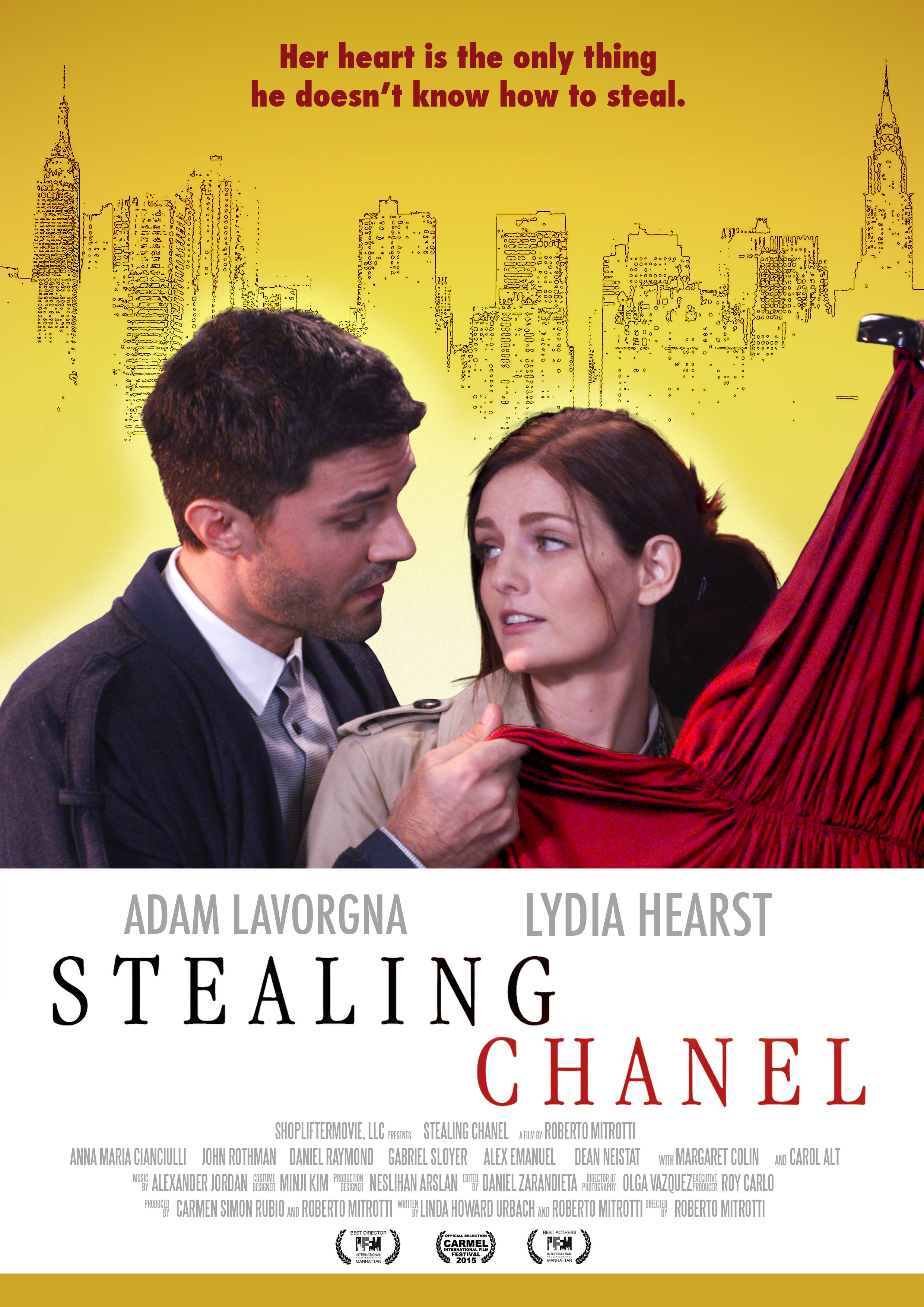 Stealing Chanel (2015)