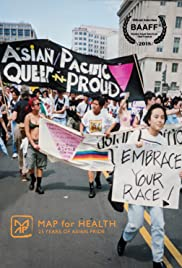MAP for Health: 25 Years of Asian Pride Poster