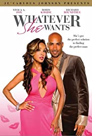 Whatever She Wants Poster