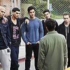 Josh Peck, Chris Brown, Paul Kirkland, Luis Rosado, David Shreibman, and Jesse Brown in Battle of the Year (2013)