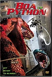 Boa vs. Python Hindi Dubbed Full Movie