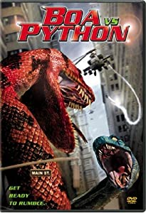 Good download sites movies Boa vs. Python by Lee Alan McConnell [flv]