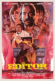 The Editor (2014) Poster - Movie Forum, Cast, Reviews