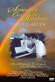 Somewhere Over the Rainbow: Harold Arlen Poster