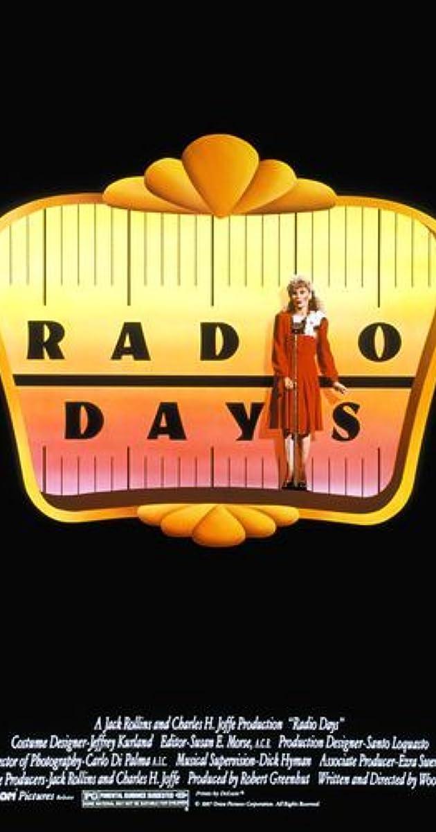 Subtitle of Radio Days