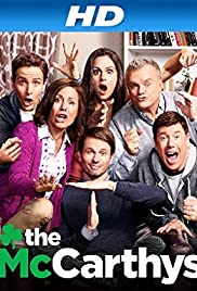 The McCarthys Poster - TV Show Forum, Cast, Reviews