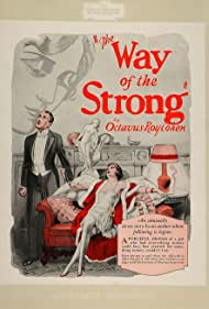 Alice Day and Mitchell Lewis in The Way of the Strong (1928)