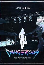 David Guetta Ft Sam Martin: Dangerous Poster