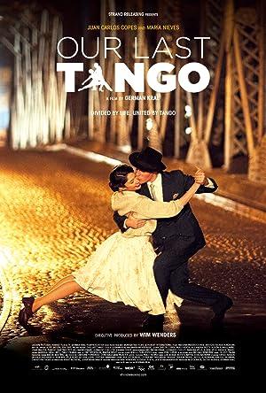 Movie Our Last Tango (2015)