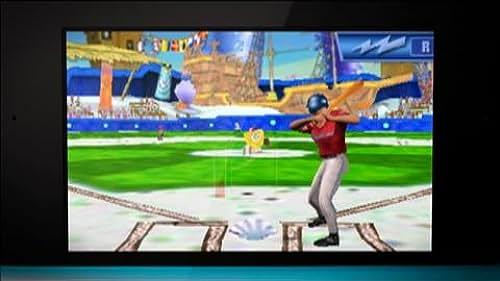 Nicktoons MLB 3D (VG)