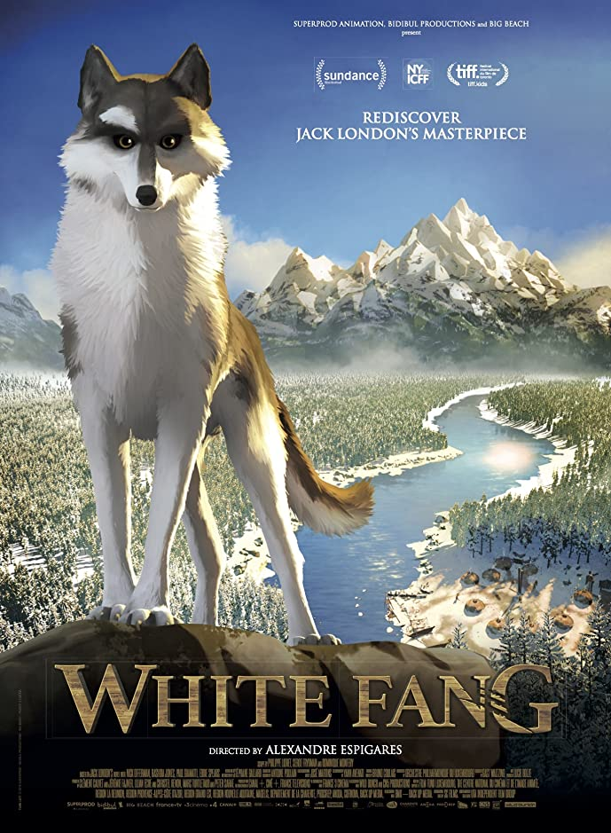 White Fang (2018) Hindi Dubbed