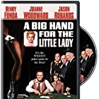 Henry Fonda, Charles Bickford, Jean-Michel Michenaud, Robert Middleton, John Qualen, and Joanne Woodward in A Big Hand for the Little Lady (1966)
