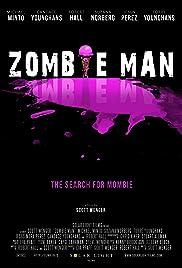 Zombie Man Poster