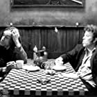 Tom Waits and Iggy Pop in Coffee and Cigarettes (2003)