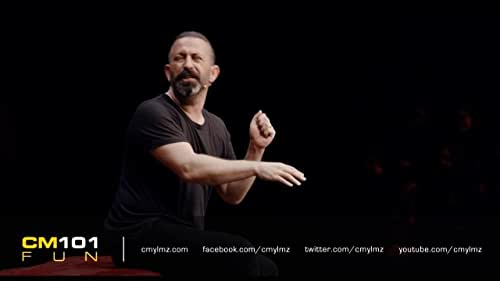 CM101MMXI FUNDAMENTALS; An unforgettable performance from Cem Yilmaz...