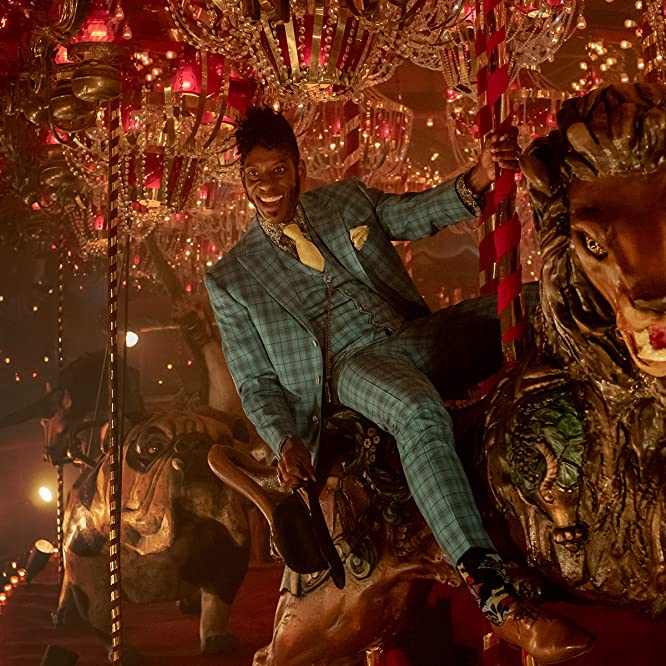 Orlando Jones in American Gods (2017)