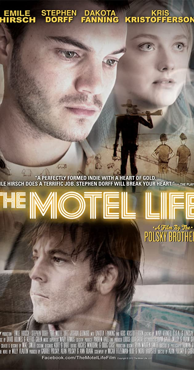 Subtitle of The Motel Life