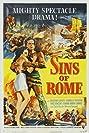 Spartacus the Gladiator (1953) Poster