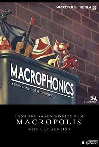 Nettsted for nedlasting av psp-filmer Macrophonics  [720x320] [480x360] [DVDRip]